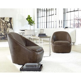 Perimetro Swivel Chair