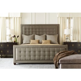 Pimlico Upholstered Panel Bed