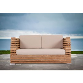 Pisco Luxury Outdoor Two Seater Sofa