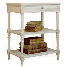 D'arcy Nightstand in Antique White