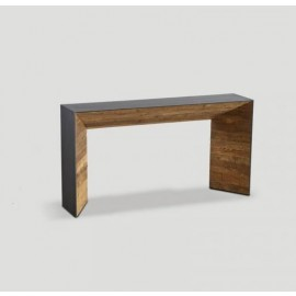 Recycled Ferro Console Table