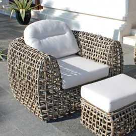 Ritz Bespoke Outdoor Arm Chair