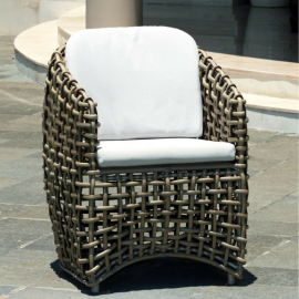 Ritz Bespoke Outdoor Dining Chair