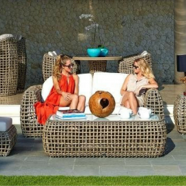 Ritz Bespoke Outdoor Sofa
