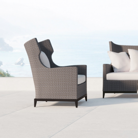 Bali Outdoor Wing Chair