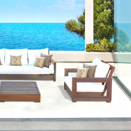 Ibiza Luxury Bespoke Love Seat