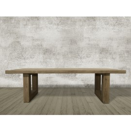Verbier Solid Oak Dining Table