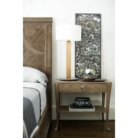 Westbourne Peppercorn Nightstand