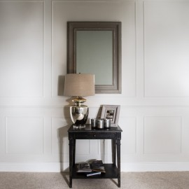 Wilton Annecy Grey Mirror