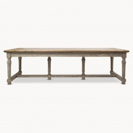 Windsor Colonial Grey Oak Dining Table