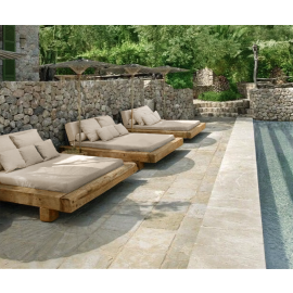 The Verbier Outdoor Bespoke Daybed - Choice of Colours