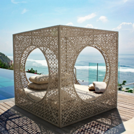 Adonis Outdoor Luxury Day Bed