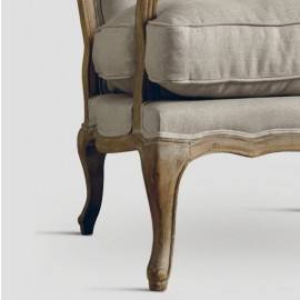Albane Natural Armchair