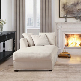Aletta Luxury Bespoke Chaise