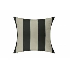 Anthracite Cabana Outdoor Cushion & Pad - 50x50cm