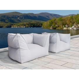 Azure Bespoke Outdoor Club Chair