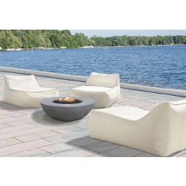 Azure Bespoke Outdoor Lounge Chair