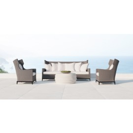Bali Outdoor Swivel Chair