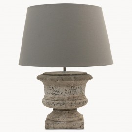 Stanley Stone Squat Urn Lamp