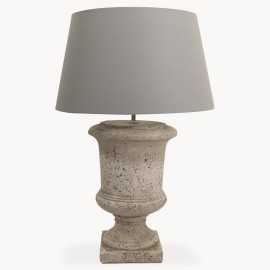 Stanley Stone Urn Lamp