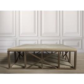 Blockley Rustic Coffee Table