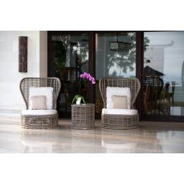 Bulgari Bespoke Outdoor Side Table