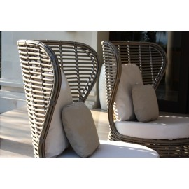 Bulgari Bespoke Outdoor Chair