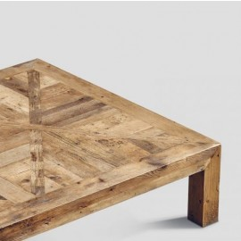 Burford Recycled Rectangular Coffee Table