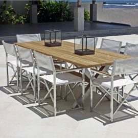 Cadiz Outdoor 6/8 Seater Dining Set