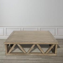 Campden Rustic Oak Coffee Table