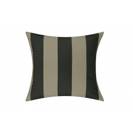 Charcoal Cabana Outdoor Cushion & Pad - 50x50cm