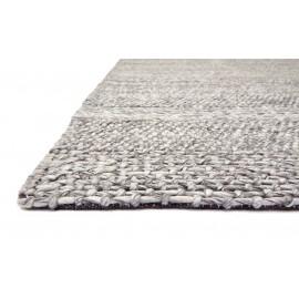 Grey Stripe Westbourne Wool Rug