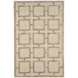 Gold Knightsbridge Geometric Rug