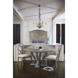 Edelman Round Dining Table