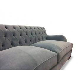 Edinburgh Luxury Velvet Sofa - Bespoke Sofa