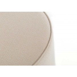 Bianco Upholstered Footstool