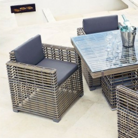 Havana Bespoke Outdoor Dining Chair - Luxury Outdoor Furniture