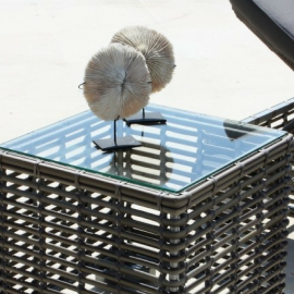 Havana Bespoke Outdoor Side Table - Luxury Outdoor Furniture
