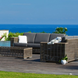 Havana Bespoke Outdoor Coffee Table - Luxury Outdoor Furniture