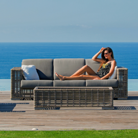 Havana Bespoke Outdoor Sofa - Luxury Outdoor Furniture