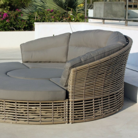 Havana Bespoke Outdoor Day Bed - Luxury Outdoor Furniture