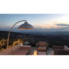 Heatsail Dome Freestanding Electric Patio Heater