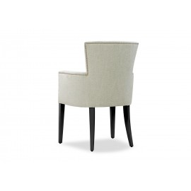 Lourdes Carver Upholstered Dining Chair