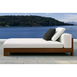 Naxos Luxury Outdoor Sun Lounger
