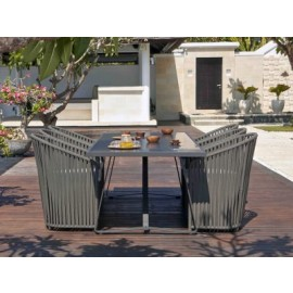 Necker Bespoke Outdoor Dining Chair