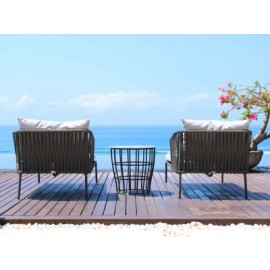 Necker Bespoke Outdoor Lounger