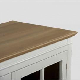 Odalis White Sideboard