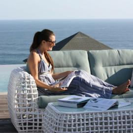 Ritz Bespoke Outdoor Sofa
