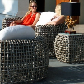 Ritz Bespoke Outdoor Side Table