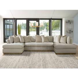 Sabini Bespoke Chaise Sofa
